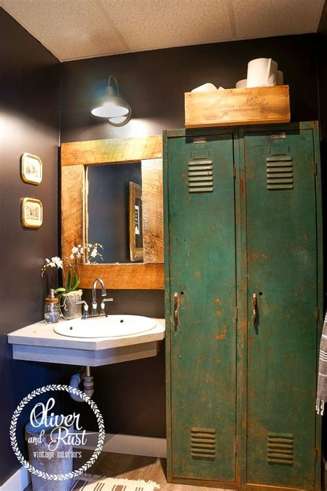 industrial bathroom ideas  pinterest bath