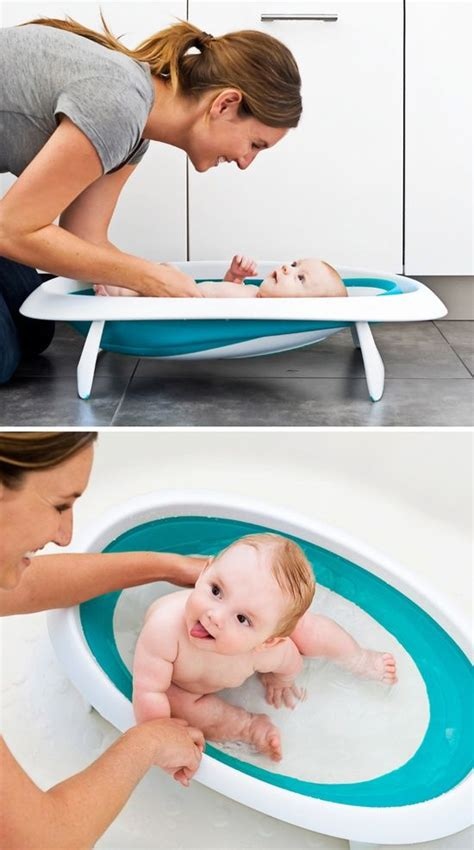 Collapsible Bathtub For Baby by The World S Catalog Of Ideas