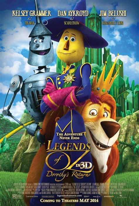 film kartun global tv episode 172 legends of oz dorothy s return the flop