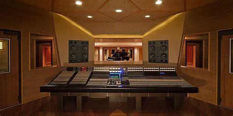 acoustic consulting  recording studios home theatres