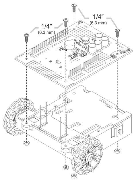 Pololu Zumo Shield for Arduino User's Guide