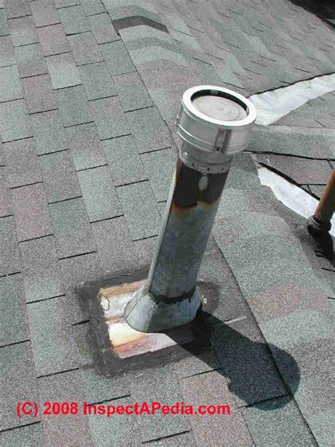B Vents, Gas Chimneys: Suggestions for the selection