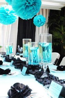 another color themed the aqua and black ideas beautiful
