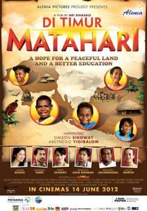 film untuk pendidikan anak di timur matahari kisah anak papua yang rindu pendidikan