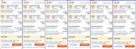 southwest sale southwest fare sale good deals fort lauderdale to atlanta
