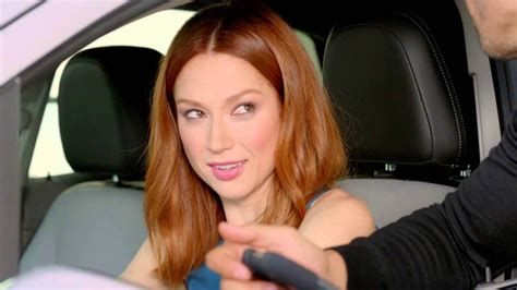 buick commercial actress gets in wrong car video of the week the unbreakable ellie kemper sells cars