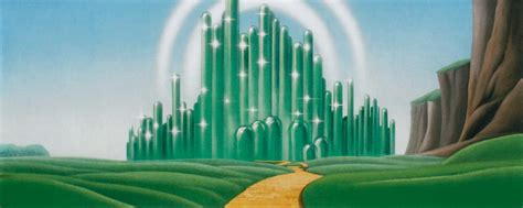 Home Scene Interiors by Stock Photo Emerald City Of Wizard Of Oz