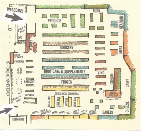 whole foods floor plan whole foods in katy now opened for business