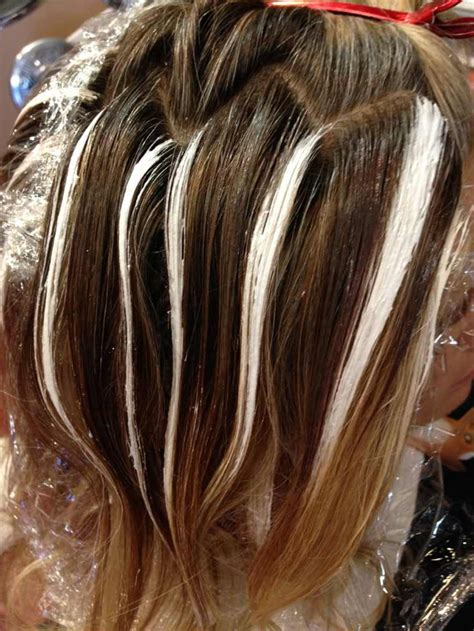 how to section hair for balayage balayage ombre blonde pour 234 tre fabuleuse et actuelle