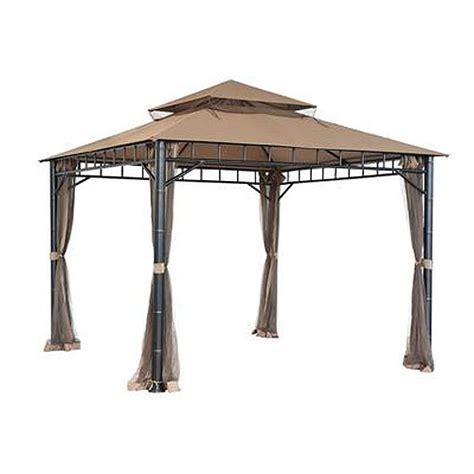 Tiki gazebo replacement canopy garden winds canada