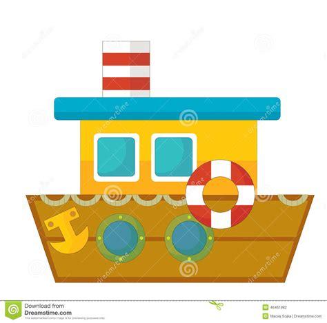 imagenes de barcos en caricatura barco de la historieta caricatura