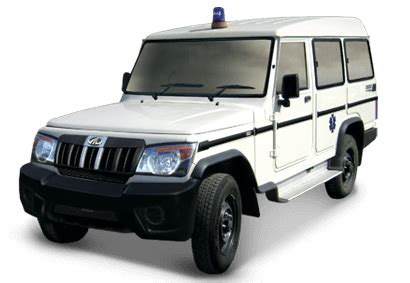 mahindra bolero weight mahindra bolero ambulance price features specifications