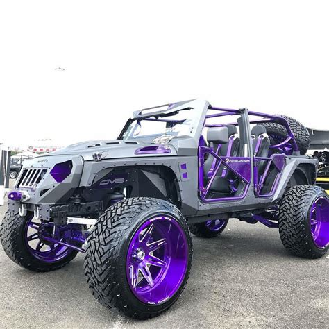 Oppo Neo 5 White Jeep Wrangler not a big purple fan unless it s a certain shade i