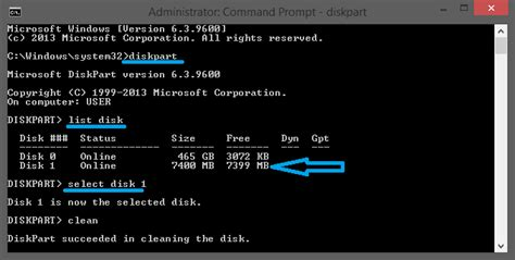 format hardisk menggunakan diskpart cara mudah format flashdisk via cmd tips and tricks