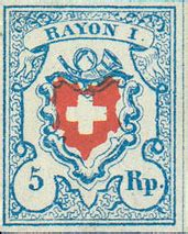 Rayoni White the federal issues 1850 1852 helvetia philatelic society