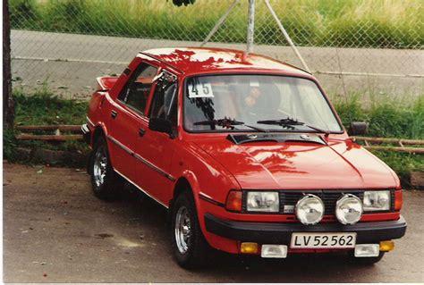 skoda car pics 1985 skoda 130 pictures cargurus