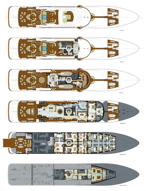 mega yachts layout my cocoa bean layout luxury yacht browser by