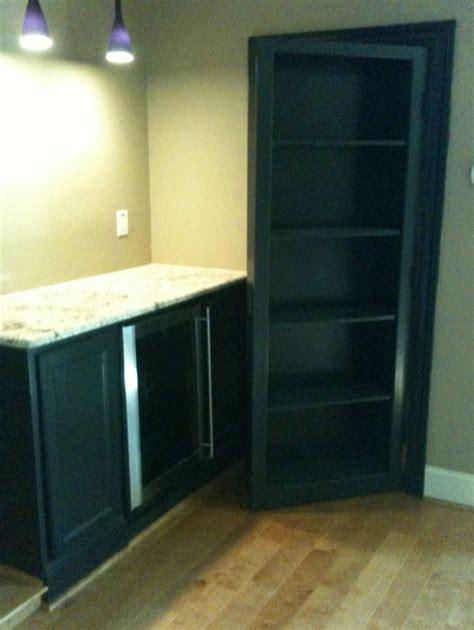Secret Door In Closet Secret Bookcase Door Media Closet Stashvault