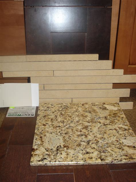 kitchen backsplash granite what color granite goes with white subway tile backsplash