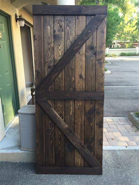 Custom Barn Doors Custom Made Barn Door
