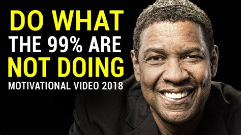 denzel washington life denzel washington s life advice will change your future