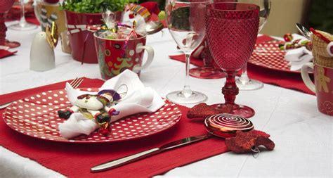 decorar mesa de natal decora 231 227 o de mesa de natal id 233 ias criativas sem gastar muito