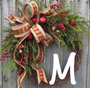 best 25 artificial christmas wreaths ideas only on