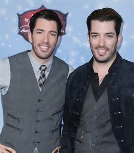 jonathan and drew jonathan scott picture 1 2013 american country awards