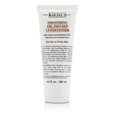 Kiehls Smoothing Infused kiehl s smoothing infused conditioner for or