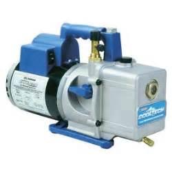 robin extractor fan robinair 15601 6 cfm vacuum dual voltage 110v 240v 50hz