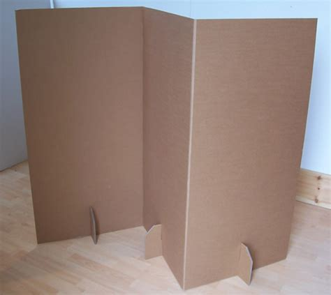 cardboard room divider build cardboard room divider feel the home