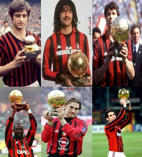 Buff Ac Milan ac milan ballon d or winners olahraga legends home and milan