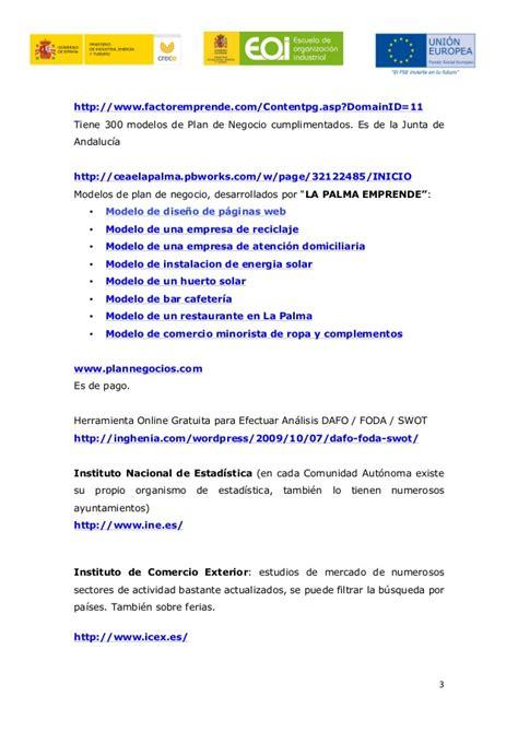 Modelo Cv Europeo Junta Andalucia P 225 Ginas De Inter 233 S Emprendedores