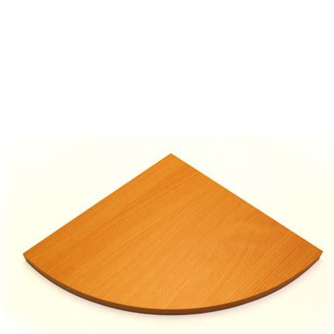 beech corner shelf 350x350x18mm mastershelf
