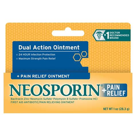 neosporin on wounds neosporin aid antiseptic foam for 2 3 fluid ounces pack of 2
