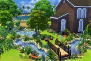 sims 2 garten blackys sims 4 zoo secret garden by mystril sims 4