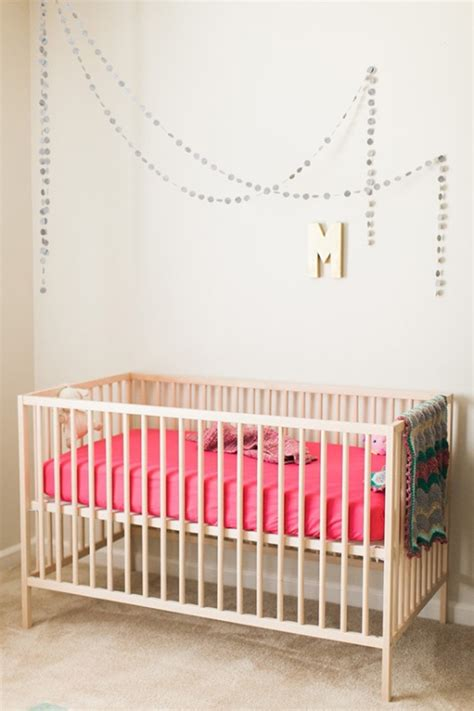 pink and white nursery lovely pink and white baby girl nursery kidsomania