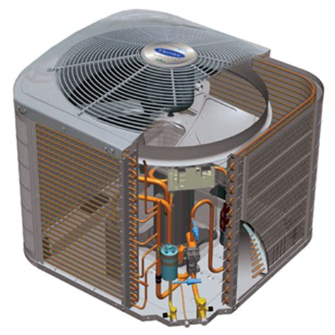 carrier comfort series heat pump carrier performance 15 heat pump 25hcc5 at low prices