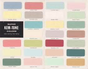 vintage paint colors vintage goodness 1 0 vintage decorating 1950 s paint
