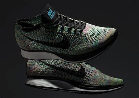 Nike Flynit Racer 2 nike flyknit racer multi color 2 0 restock info sneakernews
