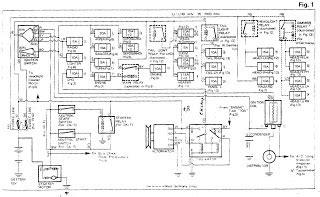 toyota corolla complete wiring diagram manual