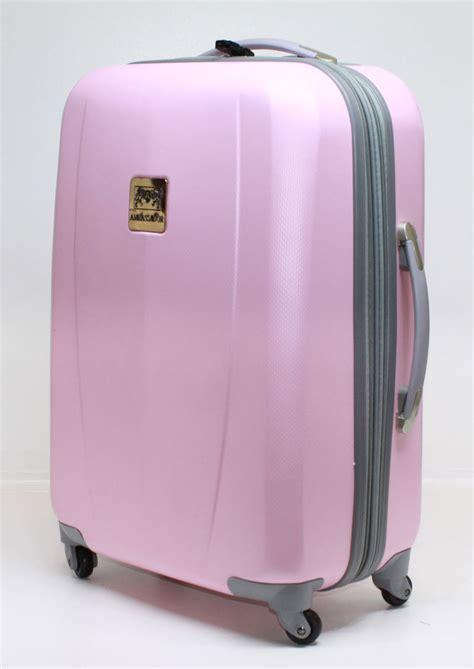 len günstig kaufen hartschalenkoffer set rosa bestseller shop mit top marken