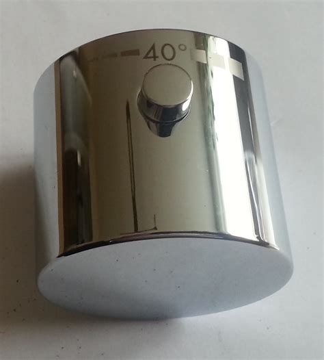 Hansgrohe Homepage by Hansgrohe Griff Axor Uno Fuer Thermostat Chrom 38391000
