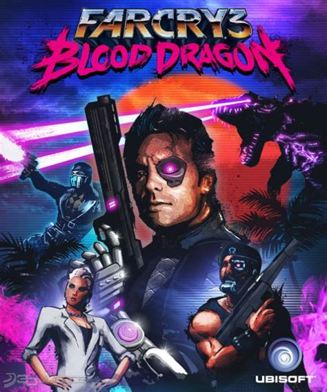 cry  blood dragon  pc djuegos