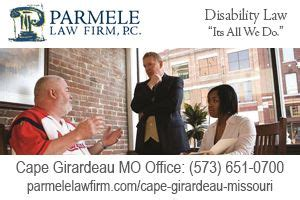 Social Security Office Cape Girardeau by Http Parmelelawfirm Cape Girardeau Missouri A