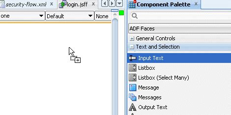 drag and drop inserting text to input textbox with jquery oracle jdeveloper 11g release 2 tutorials working with