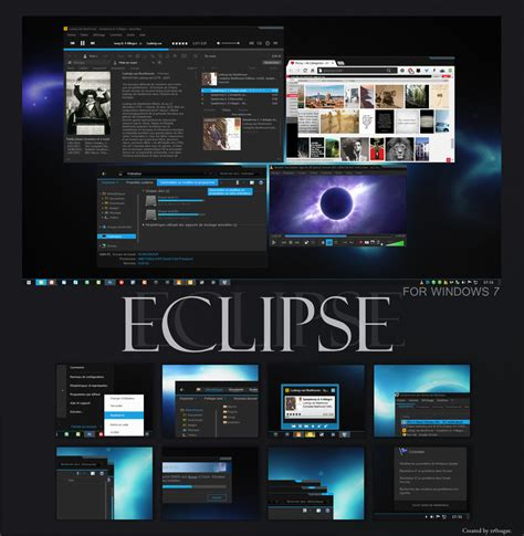 eclipse visual themes eclipse by barbiturikk on deviantart