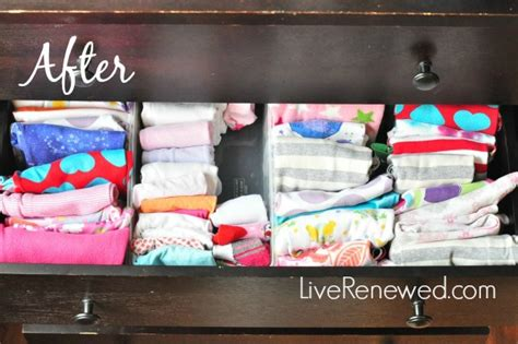 Folding Shirts For Drawers by The Best Way To Fold And Organize Clothes
