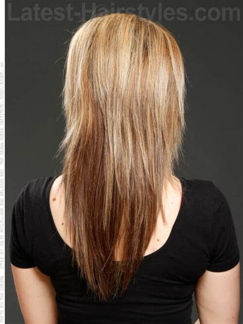 pictures of back of choppy layered hair 29 best choppy layered hairstyles anyone can pull off