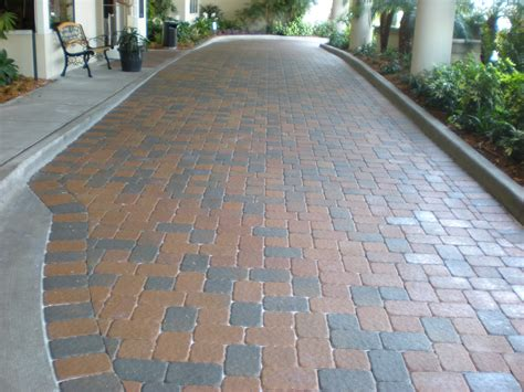 Sealing A Paver Patio Interlocking Brick Paver Archives Paver Sealing And Repair Seal N Lock Ta Clearwater